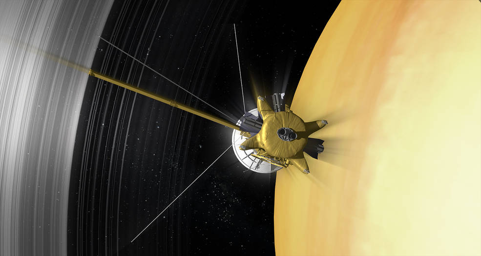 Cassini: Mission to Saturn